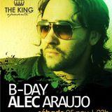 Alec Araujo @ The King Pub - Caxias Do Sul - Brazil - 05112011