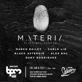 Live at Materia, Salsanera, The BPM Festival 2017 (06-01-2017)