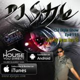 DJ Style Show Ep 111