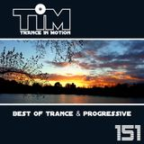 Trance In Motion 151
