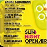 Gerry de M@r Live-SunNightOpenAir-OpeningSet-It is your dirty summer-Rockstar-23-06-2012 Solingen-DE