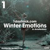 Monthly Mix December '16 | Vaal & Tijn - Winter Emotions in Amsterdam | 1daytrack.com