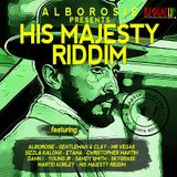 His Majesty Riddim Mixtape - Marvin Selector - Dedicated to Reggaeup Magazine