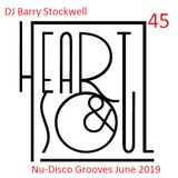 Heart & Soul 45 - Nu-Disco Grooves !