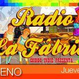 Radio la Fábrica programa transmitido el día 17 de Octubre 2013 por Código Df, Tema: Movimiento Alte