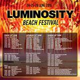 Sean Tyas Live @ Luminosity Beach Festival, Beachclub Fuel, Bloemendaal, Netherlands 24-06-2016