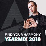 Find Your Harmony Radioshow #136 [YEARMIX 2018]