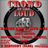 Janko @ Crowd Of The Loud - Midnight Elze - 03.12.2005 - Part 2