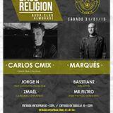 Jorge N   // BASS RELIGION // BUDA CLUB
