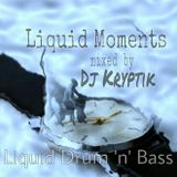 Liquid Moments - Dj Kryptik