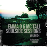 DJ Emma G featuring MC Tali (Superfine Music - New Zealand) @ Soulside Sessions Volume 04 (10.02.13)