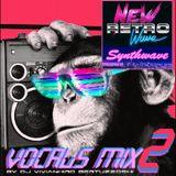 Mix Synthwave retrowave Vocals 2