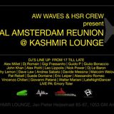 Dave Law AW Waves & House Station Radio Event Kashmir Lounge ADE 21st Oct 2016