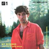 Kit Records Jonathan Richman Special - 27th May 2018