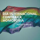 20 MAYO 2015 - Lucha contra la homofobia