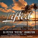 The Lifted House Sessions 27th November with Guest DJ/Producer Oli Dig (HSR Records)