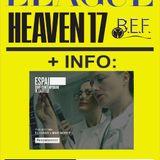 PROGRAMA 37 - HUMAN LEAGUE - B.E.F. - HEAVEN 17 - ELI GRAS - MAR MOREY
