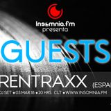 Guests - Ep. -#013 03-Marzo-2018 - Trentraxx