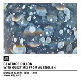 Beatrice Dillon & Al English - 12th September 2016