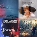 Soundtrack Adventures #181 with Burwell, Rona, Morin, Rahman, Yared, Elfman @ Radio ZuSa 2016-02-07