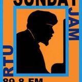 Sunday Jam n°29-Live at L'Imprimerie (James Stewart for RTU 89.8 fm)