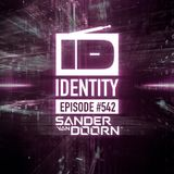 Sander van Doorn - Identity #542 (Including a Guestmix of Bottai)