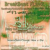 BreakBeat FLavR with FLavRjay.  Jungle/Drum'n'Bass Vinyl Selection. 29-June-17