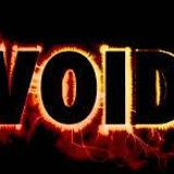 Void Promotions