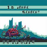 Alex Kork (Live PA) @ 16 Jahre Schacht - Schacht Dippach - 25.10.2014