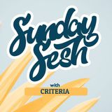 CRITERIA's Sunday Sesh LIVE mix from Bar FlipFlop