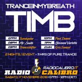TRANCE is my BREATH Guest mix on Radio Calibro[17.11.18]