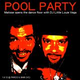 MATISSE OPENS THE DANCE FLOOR WITH DJ LITTLE LOUIE VEGA