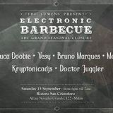 Kryptonicadjs @ Electronic Barbecue (MI)_Saturday, 15/09/2018 Set time 19:30-21:00