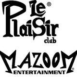 Frankie Knuckles B2B Roger Sanchez Live Mazoom Le Plaisir 2005
