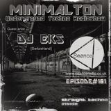 Dj Eks @ Episode #101 Minimalton RadioShow [Germany] at Seance Radio [UK]