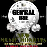 Gen'ral Irie - New music monday 101218