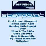 Paul Stuart Starpoint Radio - Sunday 19th August 2018