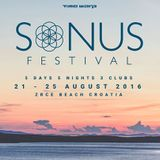 Sam Paganini @ Sonus Festival 2016 at Zrce Beach - 25 August 2016