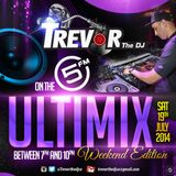 Trevor The DJ - Ultimix Weekend Edition (July 2014)