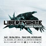 Psychodrums - Promo Mix for Liberty White Summer Edition