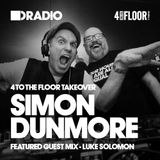Defected Radio Show: 4 To The Floor Takeover w/ Simon Dunmore & Luke Solomon – 03.11.17