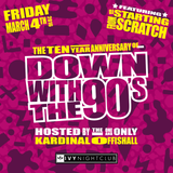 STARTING FROM SCRATCH - DOWN WITH THE 90'S PROMO MIX (ONLINE ONLY)