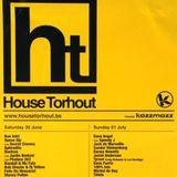 Space DJz @ House Torhout (Torhout-Belgium) - 30 June 2001