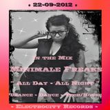 - Minimale Freaks - All Day , All Night - Mix -