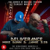 Mike Dunn Live Renaissance Bronzeville Chicago 24.3.2019