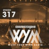 Cosmic Gate - WAKE YOUR MIND Radio Episode 317