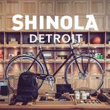 Motor City Mix for Shinola Detroit