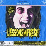 DJ Al Compton - Live @ Lessons In Fresh (20181005)