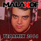 Malakof Yearmix 2014
