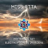1 Hour Psytrance Set @Electropicales 21.05.2016 Reunion Island